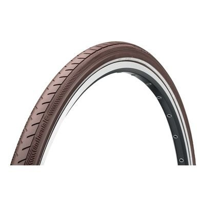 Continental Classic Ride Wire Tire 37-622 brown reflex 650g