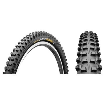 Continental MUD KING Folding Tire 26x1.75 ProTection Tubeless Ready
