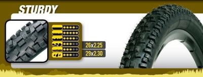Geax Sturdy Folding Tire TNT 29x2.3