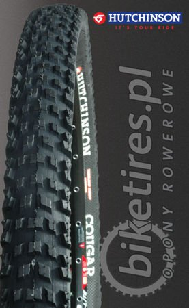 Hutchinson Cougar Tubeless Ready Tire Hardskin 26x2.00