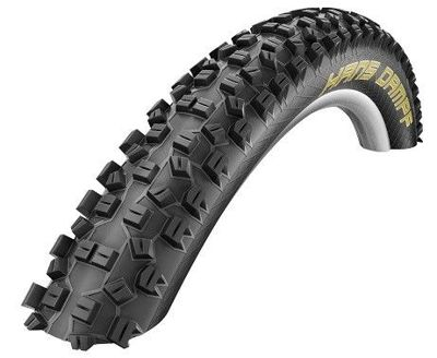 Schwalbe HANS DAMPF Folding Tire 26x2.35 Performance 67 TPI Black