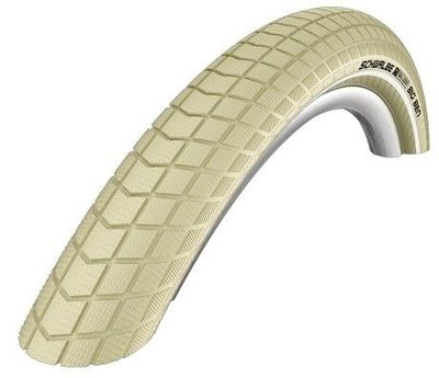 Schwalbe LITTLE BIG BEN Wire Tire 28x1.50, 700x38C K-Guard 50 TPI Creme-Reflex