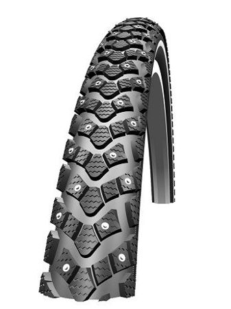 Schwalbe MARATHON WINTER Wire Tire 700x35c REFLEX 240 spikes