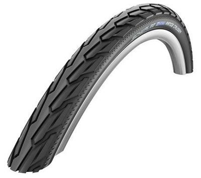 Schwalbe RANGE CRUISER Wire Tire 26x1.75 K-Guard 50 TPI Black-Reflex