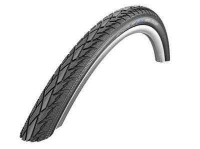 Schwalbe ROAD CRUISER Wire Tire 22x1.75 K-Guard 50 TPI Black-Reflex