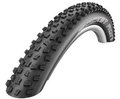 Schwalbe ROCKET RON Folding Tire 26x2.10 Performance 67 TPI Black