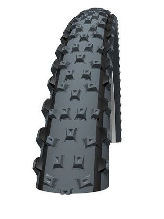 Schwalbe ROCKET RON Folding Tire 26x2.25 TL-R PSC graphite