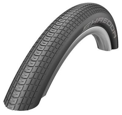Schwalbe SHREDDA Wire Tire 24x2.00 Performance 67 TPI Black