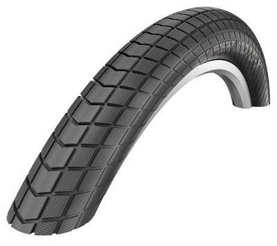 Schwalbe SUPER MOTO-X Wire Tire 27.5x2.40, 650B GreenGuard 67 TPI Black