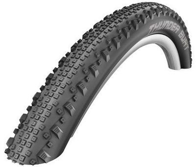 Schwalbe THUNDER BURT Folding Tire 29x2.25 SnakeSkin, TL Easy 67 TPI Black
