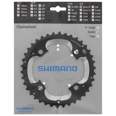 Shimano CHAINRING FC-M785 38T-AK                                                   Deore XT