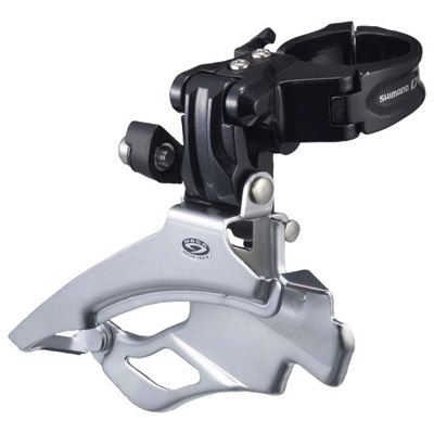 Shimano FRONT DERAILLEUR DEORE M591 DOWN-SWING, 66-69 DEGREES                      Deore