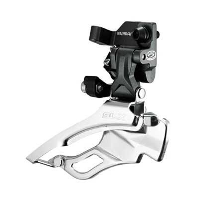 Shimano FRONT DERAILLEUR DOWN-SWING DUAL BRASED                                    SLX
