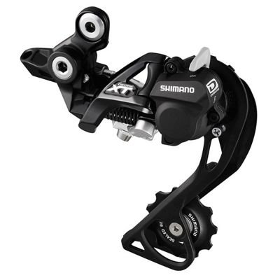 Shimano REAR DER,XT,BLACK GS PLUS 10S, SHADOW PLUS                                 Deore XT