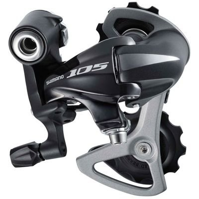 Shimano REAR DERAILLEUR, 105-L 10S 25-30T FOR DOUBLE                               105