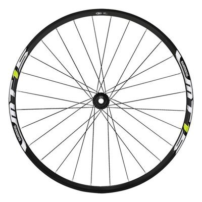 Shimano WHEEL FRONT WH-MT15-A-27,5 CL BLACK