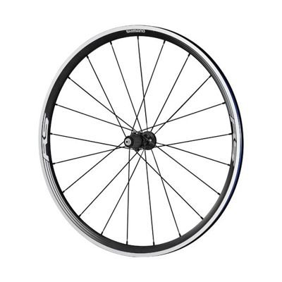 Shimano Wheel rear 11s black WH-RS330 clincher