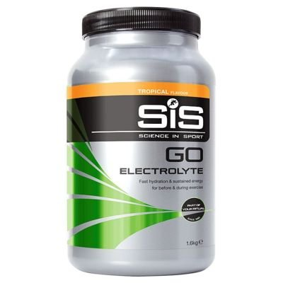 SiS GO Electrolyte Drink 1.6kg tropical