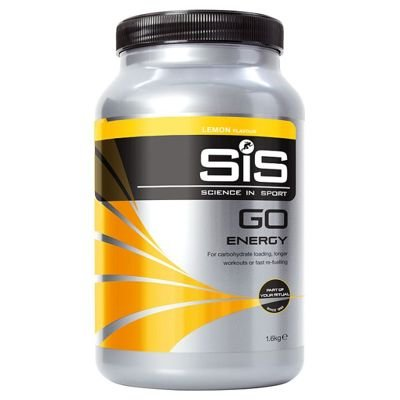 SiS GO Energy Powder Drink 1.6kg lemon