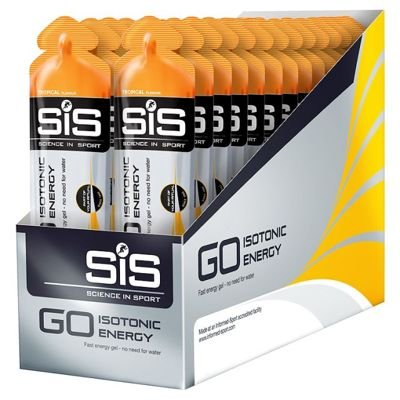 SiS GO Isotonic Gel 60ml tropical