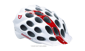 Catlike Whisper Helmet red-white MD