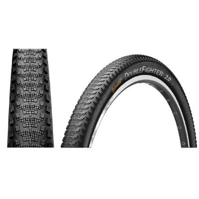 MTB wire tire Continental Double Fighter III 26x1.9 Reflex