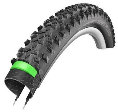 Schwalbe SMART SAM PLUS Drahtreifen 27.5x2.25, 650B GreenGuard 67 TPI Black