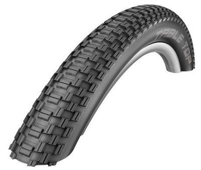 Schwalbe TABLE TOP Drahtreifen 24x2.25 Performance 67 TPI Black