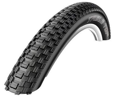 Schwalbe TABLE TOP Drahtreifen 26x2.25 Performance 67 TPI Black