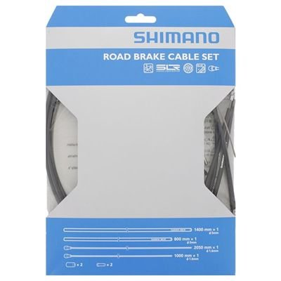 Shimano Brake Cable Set PTFE Road Road PTFE Black