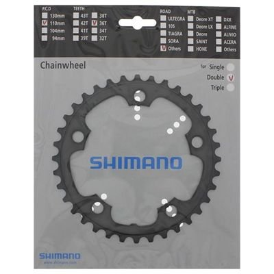 Shimano CHAINRING FC-CX70 36T                                                      Cyclocross