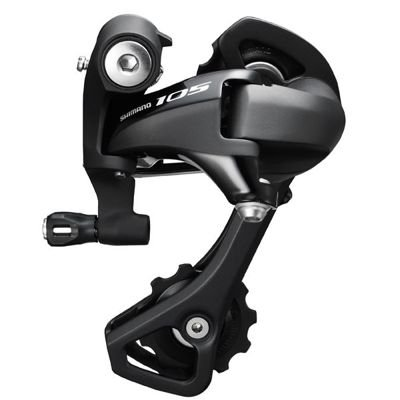 Shimano DERAILLEUR ACHTER 105 5800 BLA LONG CAGE FOR 28-32T 11-SPEED               105