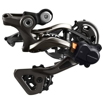 Shimano DERAILLEUR REAR, XTR RD-M9000 11 SP TOP-NORMAL SHADOW PLUS                 XTR