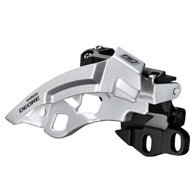Shimano FRONT DER. DEORE TS,DP E-TYPE, FOR 40/42T                                  Deore
