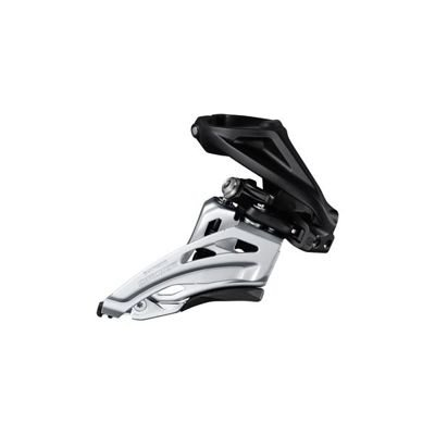 Shimano Front Derailleur Double Black FD-M617 High Clamp SS FP 38T