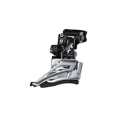 Shimano Front Derailleur Double Black FD-M8025 High Clamp DS TP