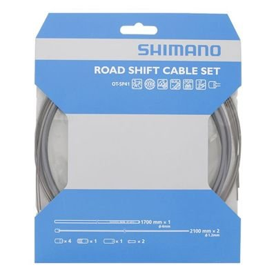 Shimano PTFE SHIFT CABLE SET ROAD HIGH-GRAY