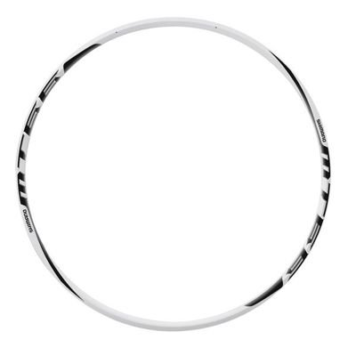 Shimano *RIM FOR WHMT66-F: 24H CLINCHER, WHITE