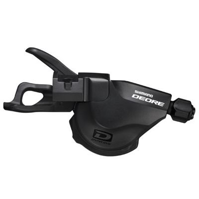 Shimano SHIFTER DEORE LEFT I-SPEC 2/3SPEED, BLACK                                  Deore