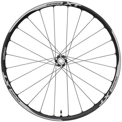 Shimano WHEEL FRONT,XT,15MM E-THRU 27.5,OLD :100MM, TL