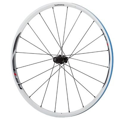 Shimano WHEEL, WH-RS11 REAR 20H 10/11- CLINCHER,SILVER