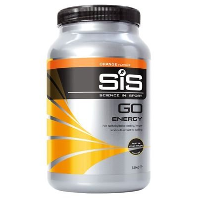 SiS GO Energy Powder Drink 1.6kg orange