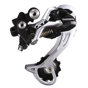 Shimano Przerzutka tył XT 8/9rz typ SGS,Top Normal, Shadow                         Deore XT