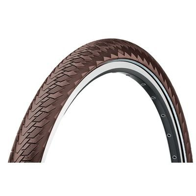 Continental CRUISE CONTACT Wire Tire 26x2.0 brown reflex 915g