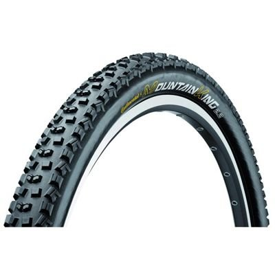 Continental MOUNTAIN KING II Wire Tire 26x2.2 Sport