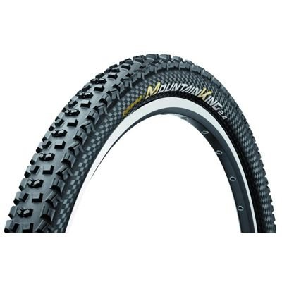 Continental MOUNTAIN KING II Wire Tire 26x2.4 Sport