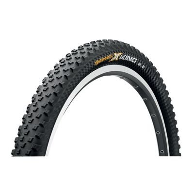 Continental X-KING Folding Tire 27.5x2.2 black 655g