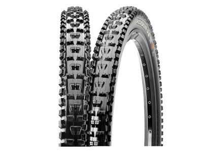 Maxxis HIGH ROLLER II Folding Tire 27.5x2.4 EXO 60TPI