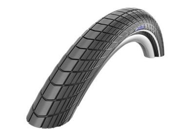 Schwalbe BIG APPLE Wire Tire 16x2.00 RaceGuard