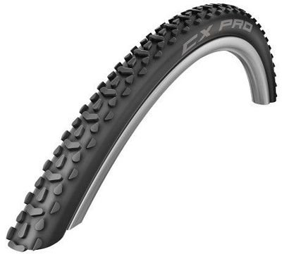 Schwalbe CX PRO Wire Tire 26x1.35 Performance 67 TPI Black